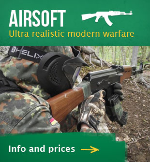 Airsoft North Devon