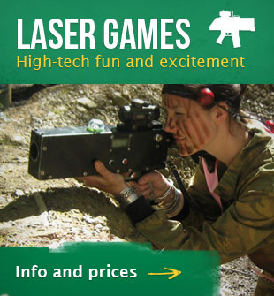 Laser Games  North Devon